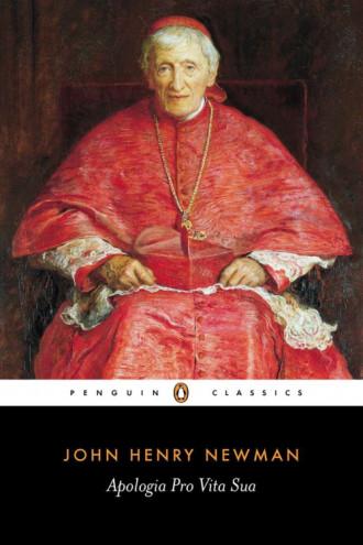 Apologia Pro Vita Sua John Henry Newman book cover