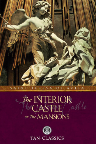 The Interior Castle St. Teresa of Avila book cover