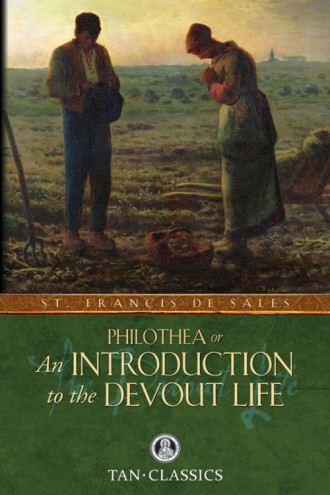 introduction to devout life st. francis de sales book cover