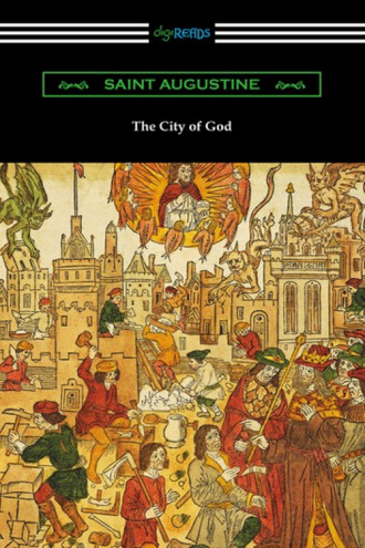 the city of god st augustine book cover
