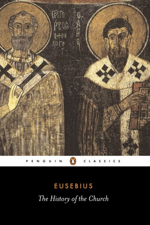 the-history-of-the-church-from-christ-to-constantine-eusebius-book-cover