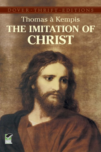 the imitation of christ book cover